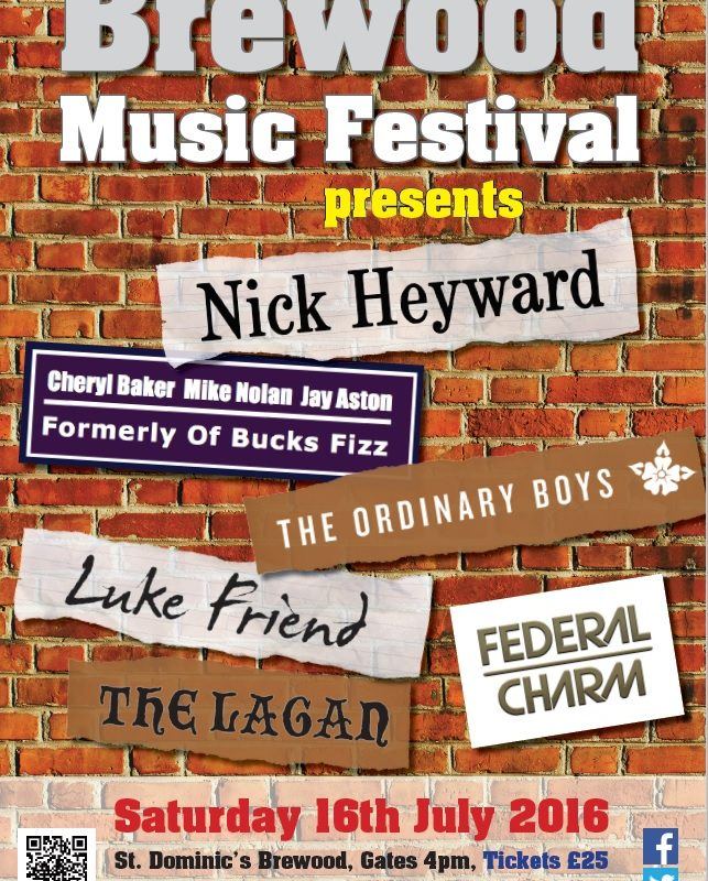 Brewood Music Festival